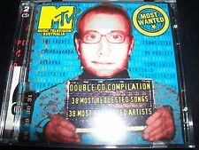 MTV Most Wanted Various 2 CD Tumbleweed Blur Primary Tea Party Radiohead & More