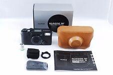 *Mint in Box*Fujifilm Klasse W Black 35mm Film Camera from JAPAN #340