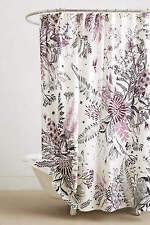 NWT Anthropologie Cornelis Shower Curtain
