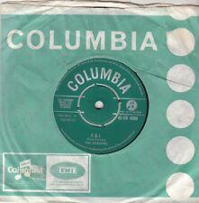 "SHADOWS - F.B.I - Original 1961 7"" Vinyl 45"