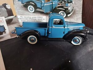 Danbury Mint 1941 Plymouth Pick-up 1:24 Diecast Truck