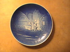 Collection of 36 Bing & Grondahl Danish and other Plates