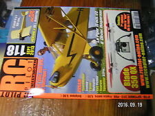 2µ?§ Revue RC Pilot n°118 plan encarté Morane H / Ka3 Rearwin Speedster Tucan