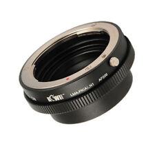 Apto para Pentax-K objetiva a Nikon 1 puerto cámaras de sistema adaptador