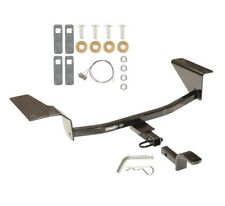 Trailer Tow Hitch For 11-17 Chevy Cruze Buick Verano Receiver w/ Draw Bar Kit