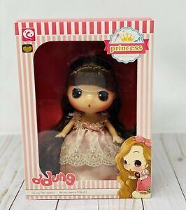 Ddung Korean Fashion 7 Inch Doll, Champagne Princess Doll New W/ Fast Shipping!