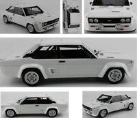 Fiat 131 Arbarth white 1/18 Top Marques Model Car