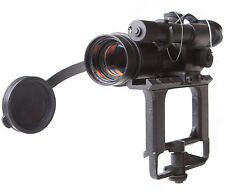 PK-01V. Red Dot Scope Collimator Sight for SAIGA. 1 MOA. Original by BelOMO