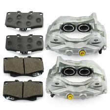 2x Bremssattel pfandfrei + Bremsbeläge vorne Toyota Land Cruiser 90 J9 3.4i 3.0