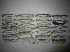 Lot of 26 NIKE Eyeglasses CHECKMARK Flexon JUST DO IT-The Eyes Lead The Body BIG
