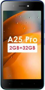 Itel A25 Pro (RAM 2GB, 32GB) 5-inch Display 5MP-Camera Dual SIM GoogleplayPhone