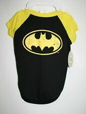 Batman LARGE Dog Halloween Pet T Tee Shirt Dress Up Costume Outfit DC Comics