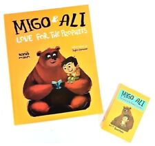 Migo and Ali: Love for the Prophets / Migo & Alli Card Game - Set of 2 (Kids-HB)