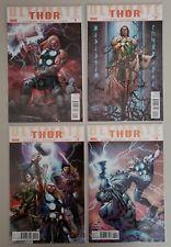Ultimate Thor #1-4 Complete set (Marvel Comics, 2010)