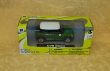 MODELLINO NEW RAY CITY CRUISER MINI COOPER VERDE  1:43 cod.19807