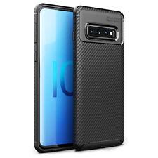 NALIA Handy Hülle für Samsung Galaxy S10, Slim Schutz Cover Tasche Case Bumper