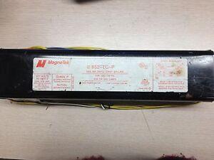 2 MAGNETEK 952-TC-P 277V 1500 MA RAPID START BALLAST FOR (2)F48 PG VHO,SHO LAMPS