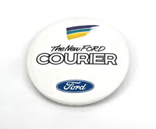 dem neuen FORD COURIER Retro Anstecknadel VAN Dose Diesel 1.3 1.4 1.8DI
