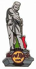 Hard Rock Cafe ROME 2006 Roman Soldier Statue Sword Guitar PIN HRC Catalog 34770