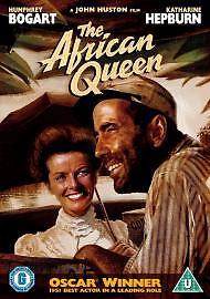 The African Queen (DVD, 2005)
