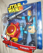 Star Wars Playskool Jedi Force  ANAKIN SKYWALKER w/Jet Pod  MIP 2004