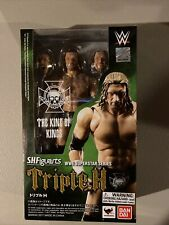 BD-HHH: Bandai S.H. Figuarts SHF WWE Superstar Series TRIPLE H Action Figure