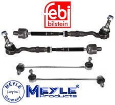 Tie Rod Assembly Inner Outer Sway Bar Link Set Lt & Rt OEM-Quality BMW 5 6 7 M