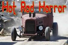 HOT ROD HORROR DVD 1932 RAT CAR HAUNTS JUNKYARD MOVIE