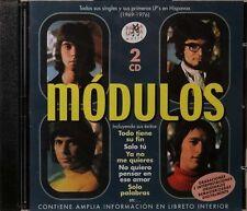 Modulos- Spanish prog  2 cds  3 lps + 45 tracks