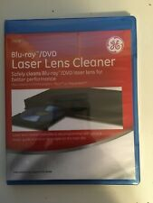 New Blu-ray/DVD/CD/Game Console Laser Lens Cleaner GE 10618-3 2014