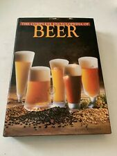 2002 The Complete Encyclopedia Of Beer by Berry Verhoef Hardcover With DJ