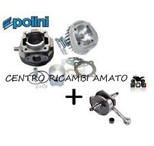 ALBERO MOTORE CONO 20+GR.TERMICO POLINI D.55 102cc PER PIAGGIO VESPA 50 SPECIAL