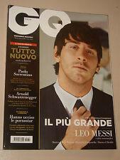 LEO MESSI=SASHA GREY=ANDREA MURA=MARCO BOCCI=SHAKIRA=D'AMICO=MAGAZINE GQ 2011