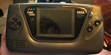 SEGA Game Gear Console Working With Shinobi Please Read