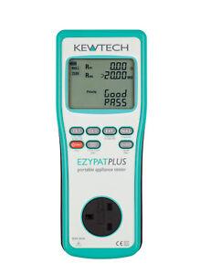 Kewtech - EZYPAT PLUS - PAT Tester