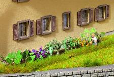 NOCH 14054 échelle H0, Jardins familiaux (COUPÉ AU LASER minis # en #