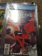 Detective Comics 858 Adam Hughes Variant CGC 9.6  White pages