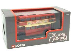 Corgi Original Omnibus Company Leyland PD1A 97839 Diecast 1:76 Kings Lynn Bus