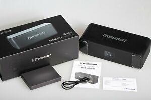 Tronsmart Element Mega SoundPulse 40W Wireless Portable Speaker - Black