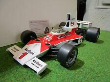 F1 McLAREN M23 #1 FITIPALDI de 1977 au 1/16 POLISTIL sans boite