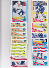 13/14 OPC Toronto Maple Leafs Team Set with RCs - Gilmour Reimer +