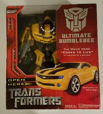 Transformers Ultimate Class Bumblebee
