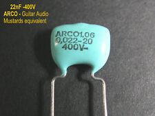 MUSTARD MULLARD SOUND  x 2 pieces 4000uF 40V  BIANCHI  Ultra Audio Grade !!!