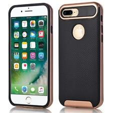 Rose Gold Slim Rugged Shockproof Protective Box Case Accessory For IPhone 8 Plus
