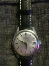 Vintage Seiko Man's Mens Watch 6602 8050 japan