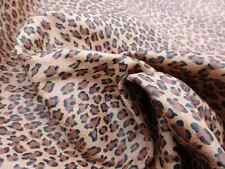 lambskin leather hide skin Baby Leopard print smooth finish