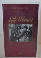 Little Women - Rare - MGM Great Books On Video, VHS Tape Black and White Movie