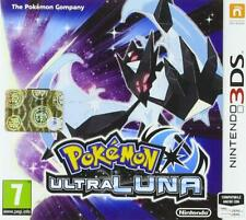 Pokemon Ultramond (Nintendo 3DS, 2017)