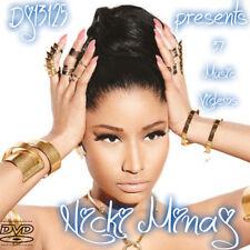 Nicki Minaj   MUSIC VIDEOS HIP HOP RAP DVD