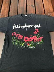 "Heaven Shall Burn T-Shirt ""The Mission Creep"" / Schwarz / Größe L"